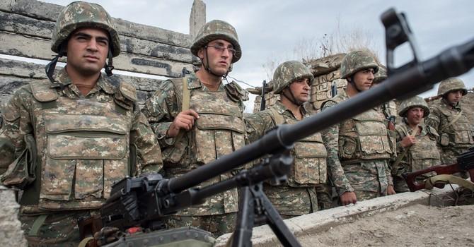 """Thổ Nhĩ Kỳ bị tố dính líu """"thổi bùng"""" chiến sự giữa hai nước Liên xô cũ"""