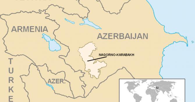 Azerbaijan tố Armenia bắn phá làng mạc dọc biên giới trong đêm