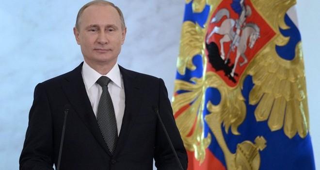 Tổng thống Nga Putin gửi điện chúc mừng Chủ tịch nước Trần Đại Quang