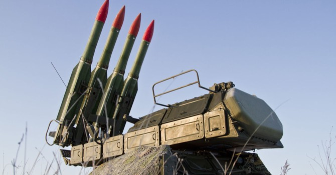 """Tổ hợp Buk-M2 """"khét tiếng"""" của Nga sẽ được trang bị hệ thống liên lạc mới"""