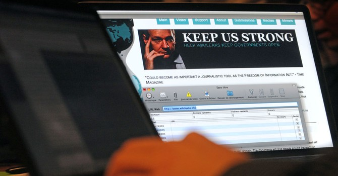 """WikiLeaks: Các tác giả """"hồ sơ Panama"""" chủ ý tấn công ông Putin?"""