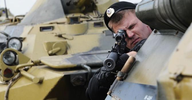 Ông Putin công bố thành lập quân Cận vệ Quốc gia ở Nga