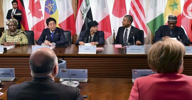 Nhật vẫn muốn đưa hồ sơ Biển Đông vào Tuyên bố chung G7