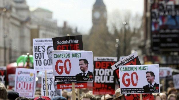 Hồ sơ Panama: Trước sức ép, ông Cameron chính thức công khai thuế