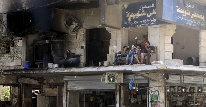 Quân đội Syria và không lực Nga chuẩn bị giải phóng Aleppo