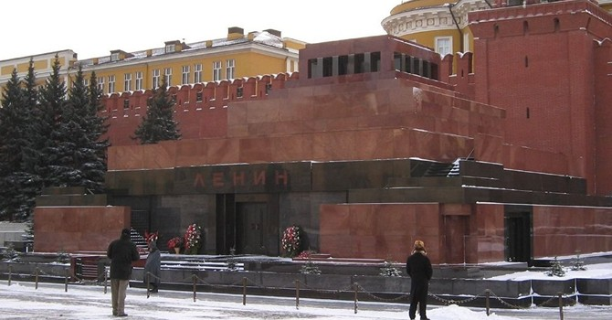 An ninh Nga chi 13 triệu rúp thuê bảo quản thi hài Lenin trong năm 2016