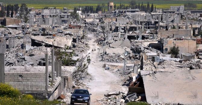 """""""Mất hàng trăm tỷ USD để khôi phục lại Syria thời hậu chiến"""""""