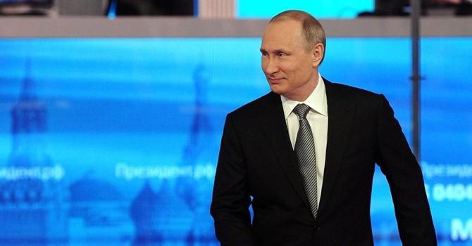 """Ông Putin: """"Nga có sức mạnh cạnh tranh vượt trội hơn nước khác"""""""