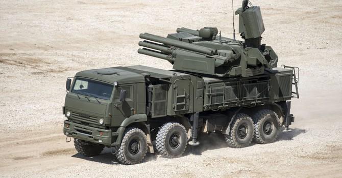"""Malaysia """"kết"""" tổ hợp súng Pantsir-S1 của Nga"""