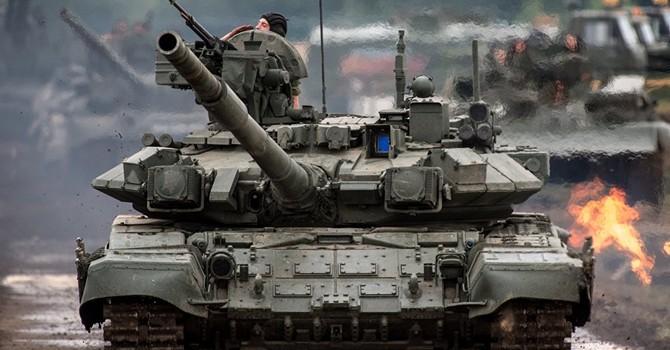 """Lực lượng quân sự Nga """"ăn đứt"""" NATO?"""