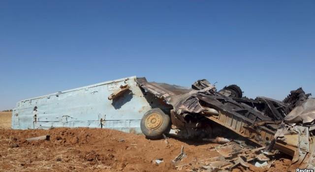 IS tuyên bố bắt một viên phi công của Syria