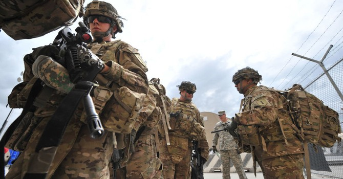 Mỹ mở rộng hiện diện quân sự tại Syria