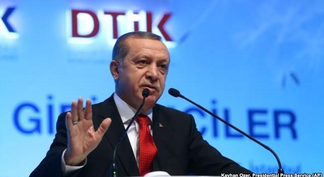 Nhà báo Hà Lan bị bắt vì lăng mạ Tổng thống Thổ Nhĩ Kỳ