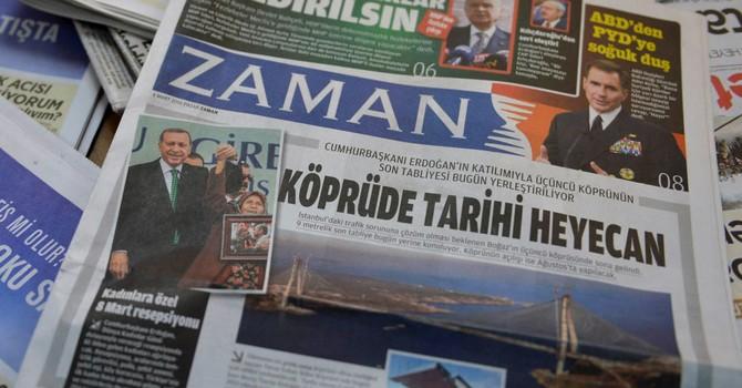 Thổ Nhĩ Kỳ: Đuổi việc hơn 400 nhà báo của truyền thông đối lập