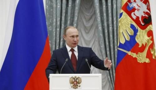 Ông Putin sa thải một loạt quan chức cấp cao