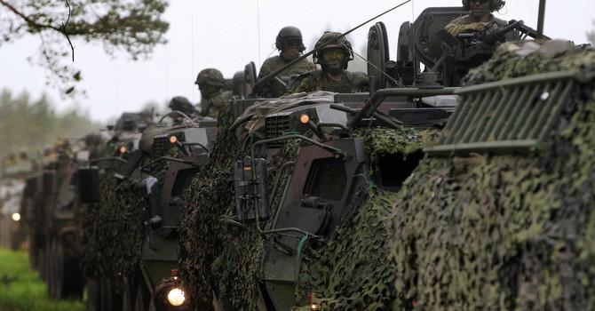 NATO bắt đầu tập trận quy mô lớn ngay sát biên giới Nga