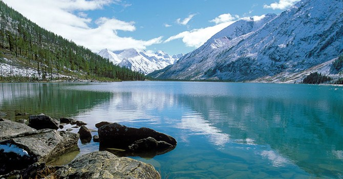 Nga đề nghị cấp nước ngọt cho Trung Quốc