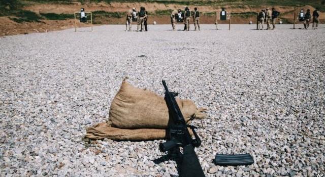 Binh sĩ Mỹ tử trận trong cuộc tấn công của IS tại Iraq