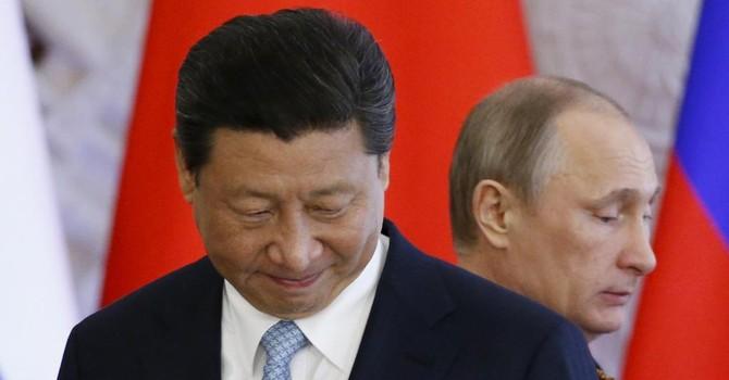 """Chính sách """"xoay trục"""" châu Á: Nga cần nhưng Trung Quốc không vội"""