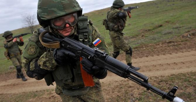 """NATO """"khen"""" khả năng chiến đấu của quân đội Nga"""