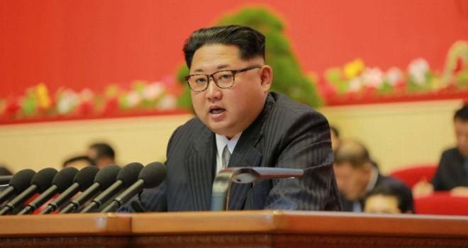 """Kim Jong-un: Triều Tiên """"không dùng vũ khí hạt nhân"""" tấn công trước"""