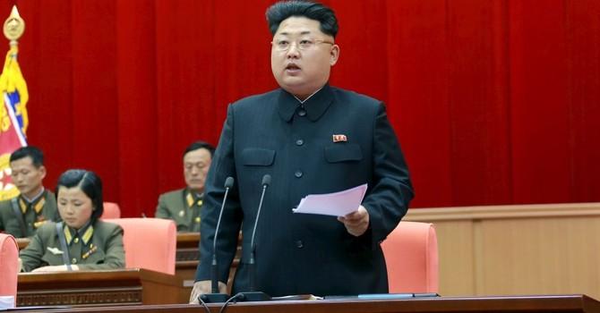 Lãnh đạo Triều Tiên không loại trừ sự thống nhất với Hàn Quốc bằng vũ lực!