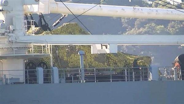 Thổ Nhĩ Kỳ tố có xe tăng trên tàu Nga đi qua eo biển Bosporus