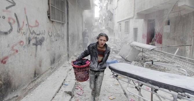 """Hội đồng Bảo An Liên hiệp quốc cảnh báo """"tội ác chiến tranh"""" ở Syria"""