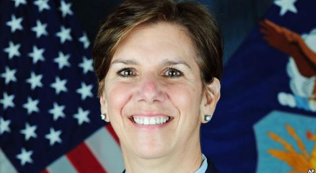 Lần đầu tiên Mỹ có nữ tướng 4 sao chỉ huy Bộ Tư lệnh Tác chiến