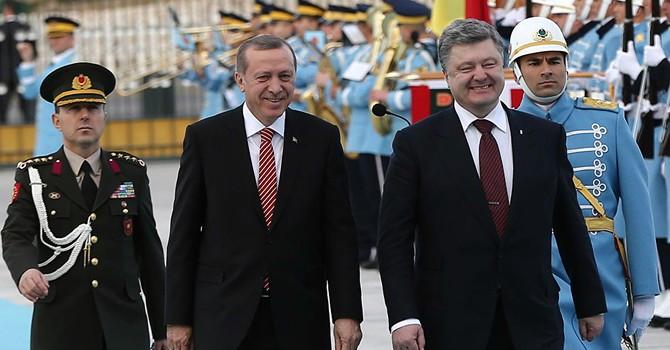 Ukraine và Thổ Nhĩ Kỳ thỏa thuận tăng cường hợp tác quân sự