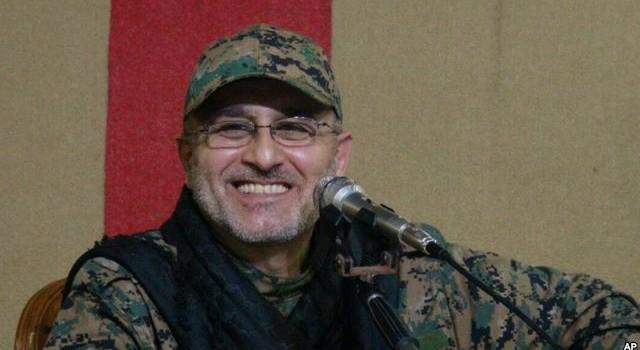 Chỉ huy quân sự của Hezbollah bị giết ở Syria