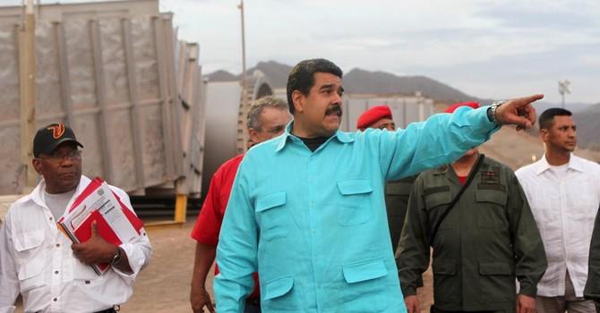 Venezuela: Tổng thống Maduro bị hoảng loạn?