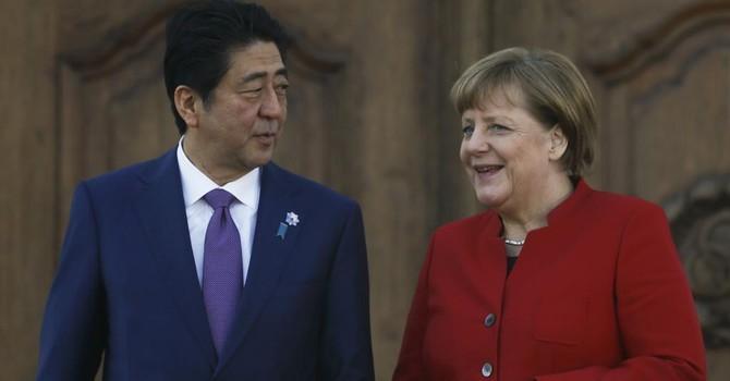 """Nhật vận động G7 lập mặt trận thống nhất chống Trung Quốc """"gây hấn"""" trên Biển Đông"""