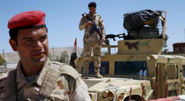 Iraq phát động chiến dịch miền Tây chống IS