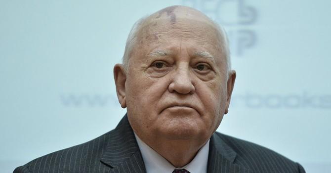 """Ông Gorbachev: """"Quan hệ lạnh nhạt giữa Nga và phương Tây là do lỗi kiêu ngạo của Mỹ"""""""