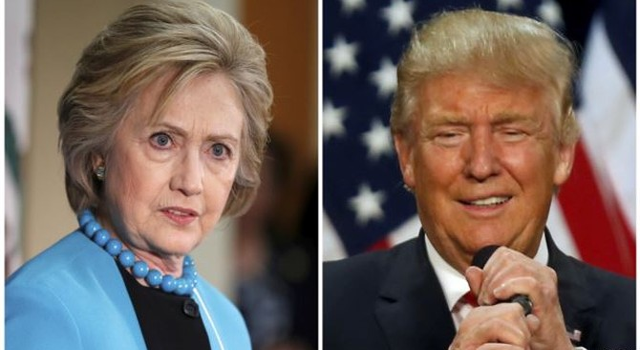 Ông Trump công kích bà Clinton về quyền sở hữu súng