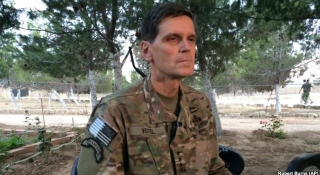 Tướng chỉ huy cao cấp của quân đội Mỹ bí mật đến Syria