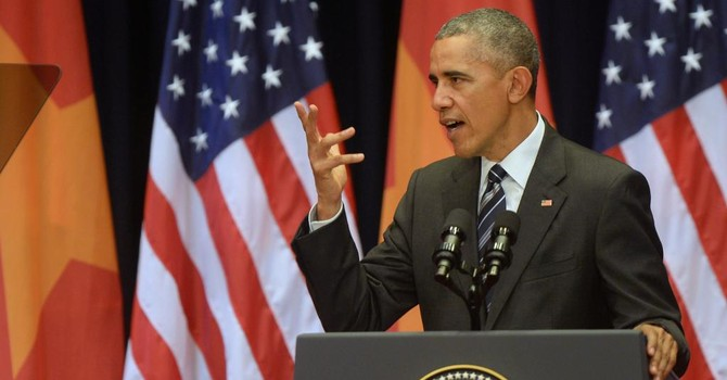 Báo Pháp: Tổng thống Mỹ cảnh cáo thái độ ỷ mạnh hiếp yếu của Trung Quốc