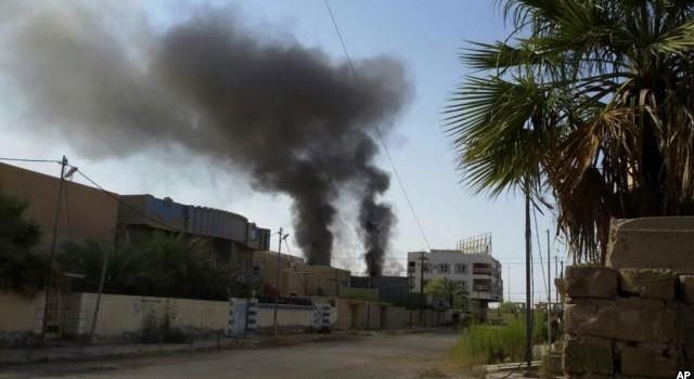 Chỉ huy IS ở Fallujah bị tiêu diệt trong cuộc không kích