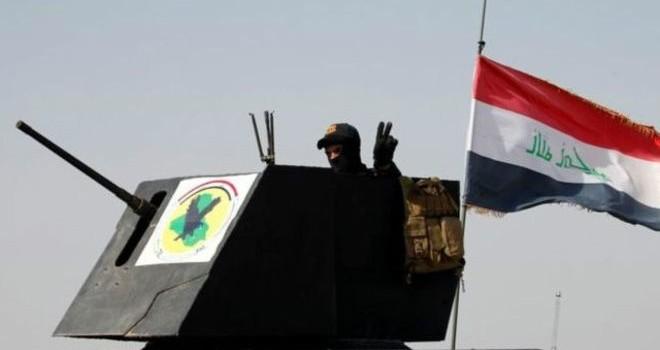 Quân đội Iraq đánh bật IS khỏi thành phố lớn