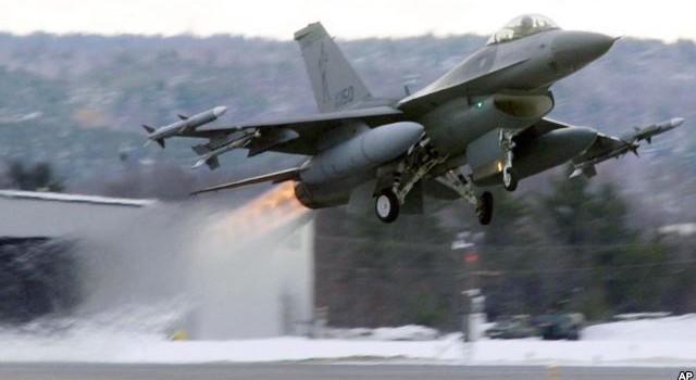 Mỹ, Thổ Nhỹ Kỳ tiêu diệt hơn 100 chiến binh IS ở Syria