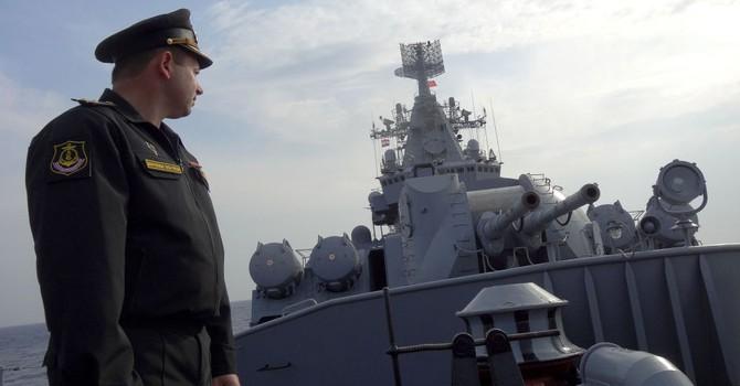 """""""Khu trục hạm mới của Nga vượt mặt bất kỳ tàu Mỹ nào"""""""