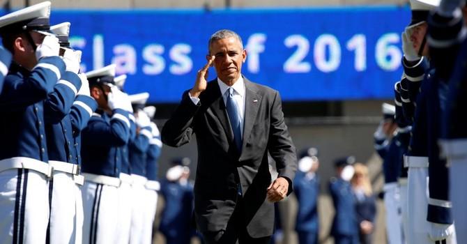 Ông Obama đề nghị Quốc hội phê chuẩn UNCLOS để đối phó với Trung Quốc