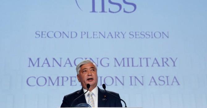 Đối thoại Shangri-la: Nhật răn đe Trung Quốc về an ninh Biển Đông