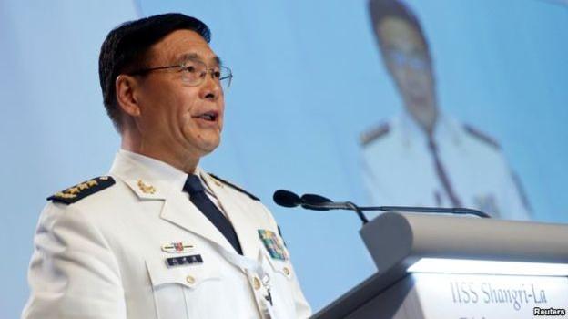Đối thoại Shangri-La: Trung Quốc đe dọa Philippines với những từ ngữ nặng nề