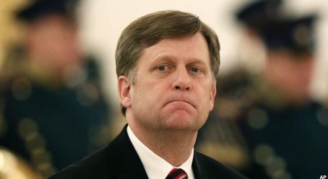 """Cựu Đại sứ Mỹ tại Nga: Mỹ cần phải """"kiềm chế Nga"""""""