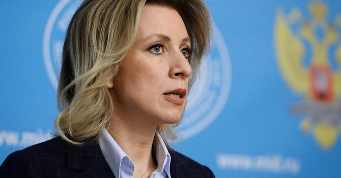 """Phát ngôn viên Bộ Ngoại giao Nga đáp trả lời kêu gọi """"kiềm chế Nga"""""""