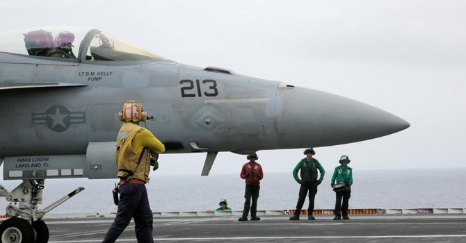 Mỹ, Nhật và Ấn Độ bắt đầu phác họa trật tự mới trên biển châu Á?