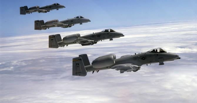 Tướng Không quân Mỹ: Cần bắn rơi máy bay Nga tại Syria