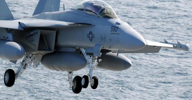 Mỹ đưa phi cơ tấn công điện tử đến Philippines